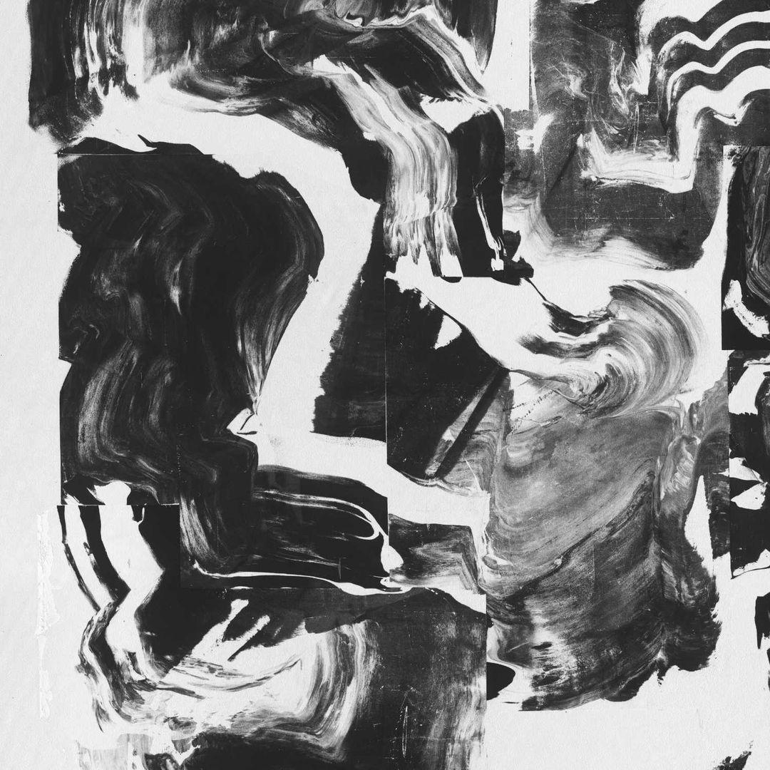 Abstract art piece by Amir Guberstein.